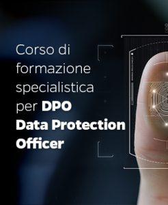 Dpo - corso di formazione online per Data protection officer