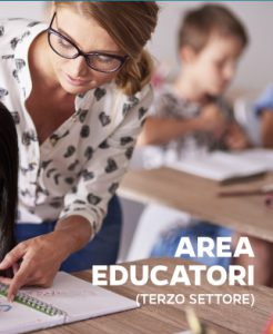 Terzo Settore - corso di formazione intensivo per educatori professionali