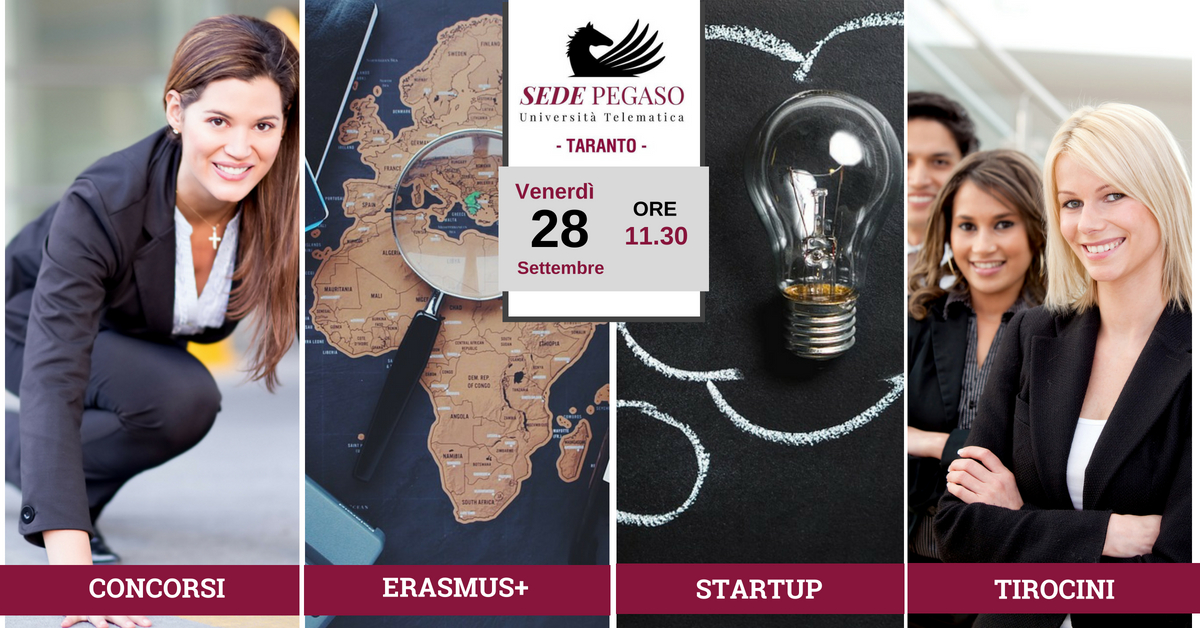 Inaugurazione anno accademico Pegaso 2018/2019